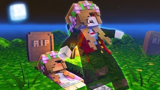 HOW TO BECOME A VAMPIRE | Minecraft Little Kelly w/TinyTurtle