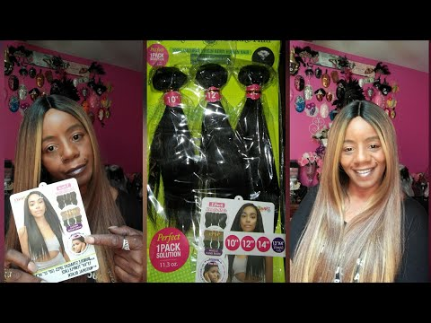 SHOCKED/Janet collection bundle hair