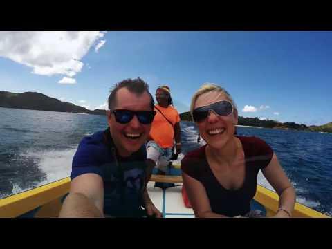 Treasure Hunt to Felicite - Seychellen2016