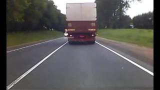 сумашедшие грузовики,Столбцы