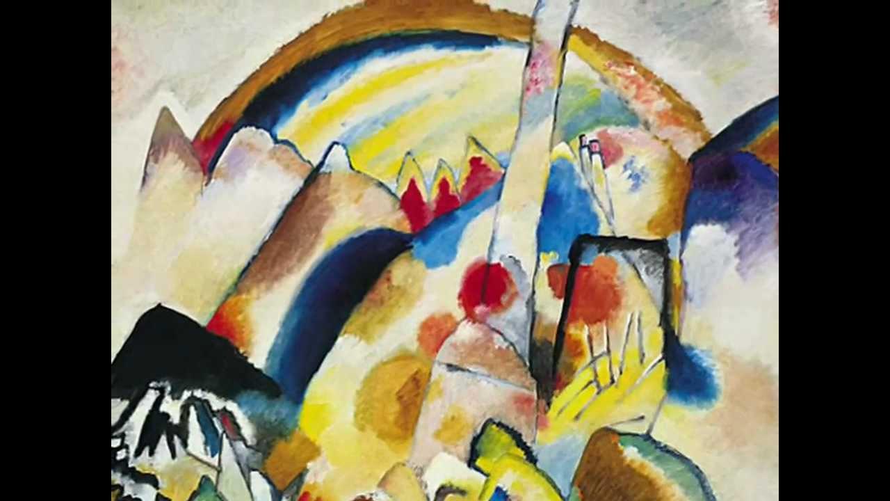 Wassily Kandinsky | Tutt'Art@ Slideshow - YouTube
