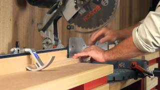 Give Your Miter Saw More Accuracy! - Kreg Precision Trak & Stop System