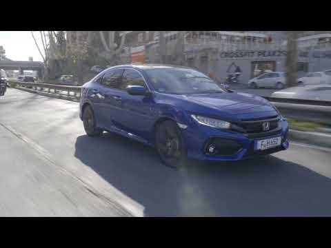 Así es el Honda Civic 1.6 i-DTEC 2018