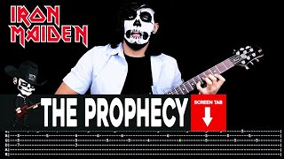 Iron Maiden - The Prophecy (Guitar Cover by Masuka W/Tab)