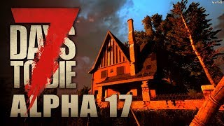 7 Days to Die #009 | Böse Falle | Alpha 17 Gameplay German Deutsch thumbnail