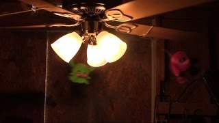 Ceiling Fan Destruction 3