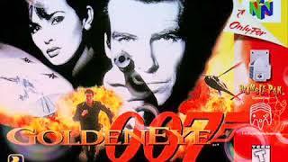 Goldeneye 007 N64 soundtrack