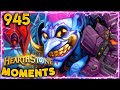 YOU SHALL NOT PASS!! | Hearthstone Daily Moments Ep.945