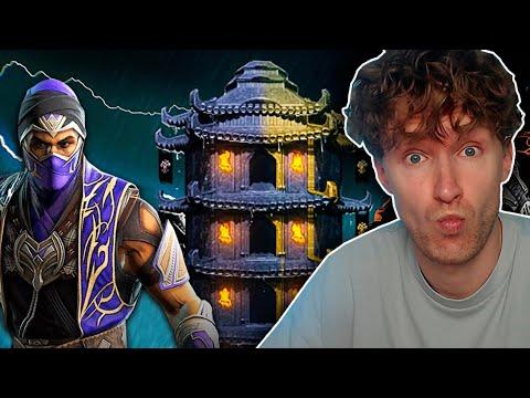Download Я ��ДЕЮСЬ ВЫ ГОТОВЫ? Б�Ш�Я ЧЕР�ЫЙ ДР�КО� УЖЕ В ИГРЕ! Mortal Kombat Mobile!