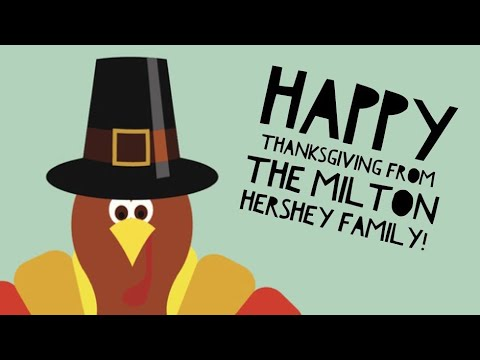 Happy Thanksgiving from your Milton Hershey School Family