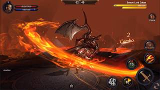 Blade Reborn [Android] CBT Gameplay