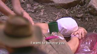 Peter Wants Jordan To Say She Loves Him | I'm A Celebrity... Get Me Out Of Here!