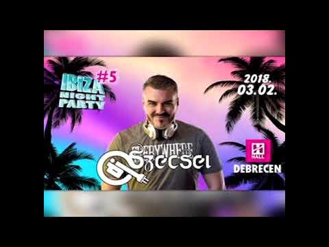 Dj Szecsei - 2018.03.02. - Ibiza Night Party #5 - HALL, Debrecen - Friday