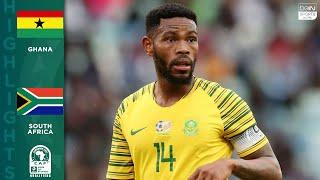 Ghana 2-0 South Africa - HIGHLIGHTS amp GOALS - 111419