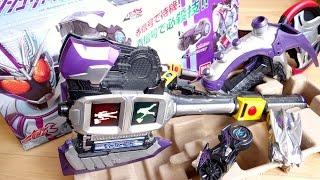 明日の登場が楽しみ!仮面ライダーチェイサー専用武器のDXシンゴウアックスを開封レビュー!シグナルチェイサー thumbnail