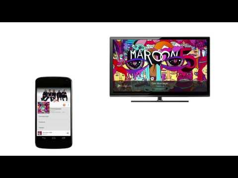 Chromecast: How to cast using Google Play Music