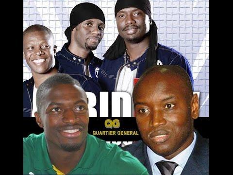 Quartier Général 27 juin 2016 - Invités: Mr Aly Ngouille Ndiaye, Pape Kouly Diop et Bidew bou Bess - TFM