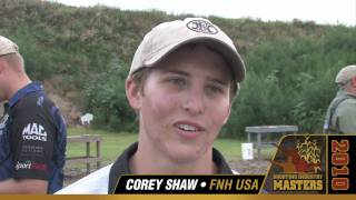 17 year old competes for fnh usa at 2010 masters