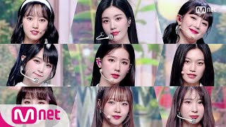 [(G)I-DLE X IZ*ONE X Weki Meki - Into The New World] STORAGE M Stage | Mnet 210225 방송