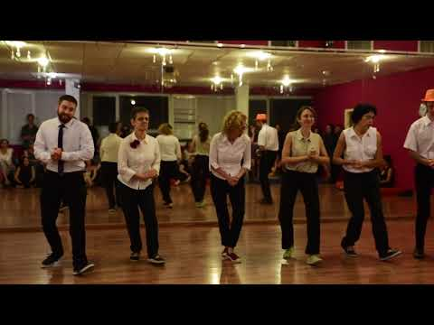 Dance TLV SPOTLIGHT - Swing Group