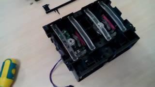 видео ремонт принтеров hp