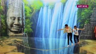 ART BOX 3D Trick Art Museum - ART BOX Siem Reap Cambodia