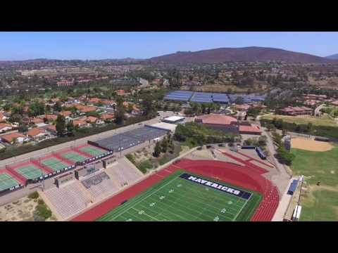 La Costa Canyon High School Flyover