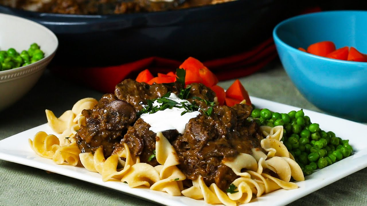 maxresdefault - 7 Tricks To A Perfect Beef Stroganoff
