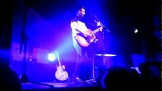 Liam Fray (Acoustic) - Fallowfield Hillbilly - Manchester Ritz - 3rd Feb 2013