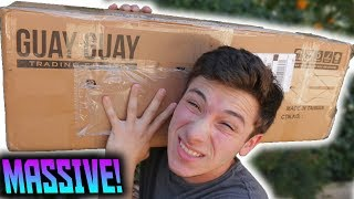 *MY BIGGEST AIRSOFT UNBOXING EVER* MASSIVE 40lbs Airsoft Unboxing!