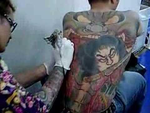 Kumamoto Tattoo Nine