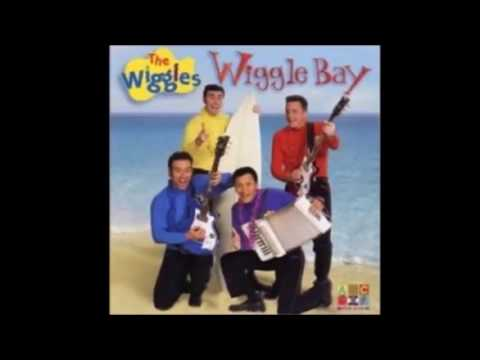 The Wiggles-Rolling Down The Sandhills/Running Up The Sandhills
