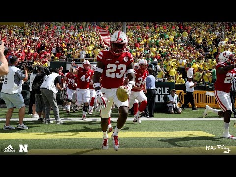 Nebraska VS Oregon ULTIMATE Highlights!!