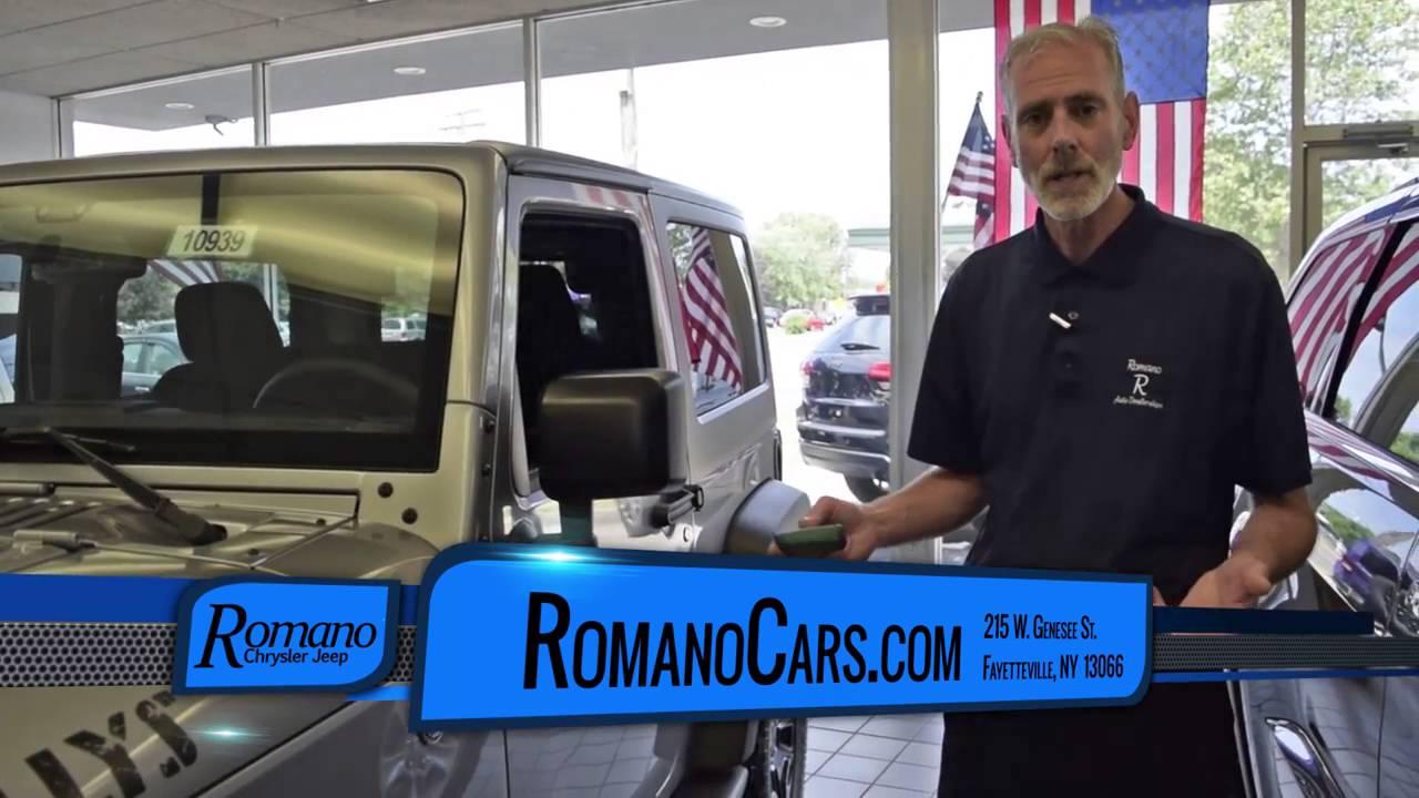 Jeep Dealer Syracuse, NY | Jeep Dealership Syracuse, NY - YouTube