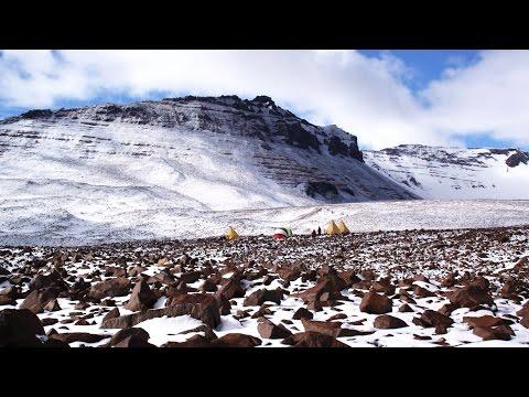 BU in Antarctica: Life in the Dry Valleys