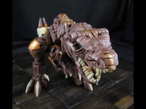 Transformers Age Of Extinction Beast wars Dinobot