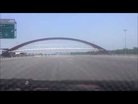 Penang Second Bridge full length