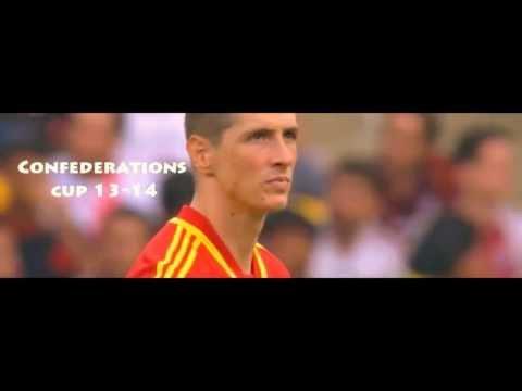 Fernando Torres - Confederations Cup (13-14)