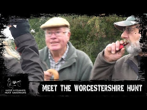 Meet The Worcestershire Hunt