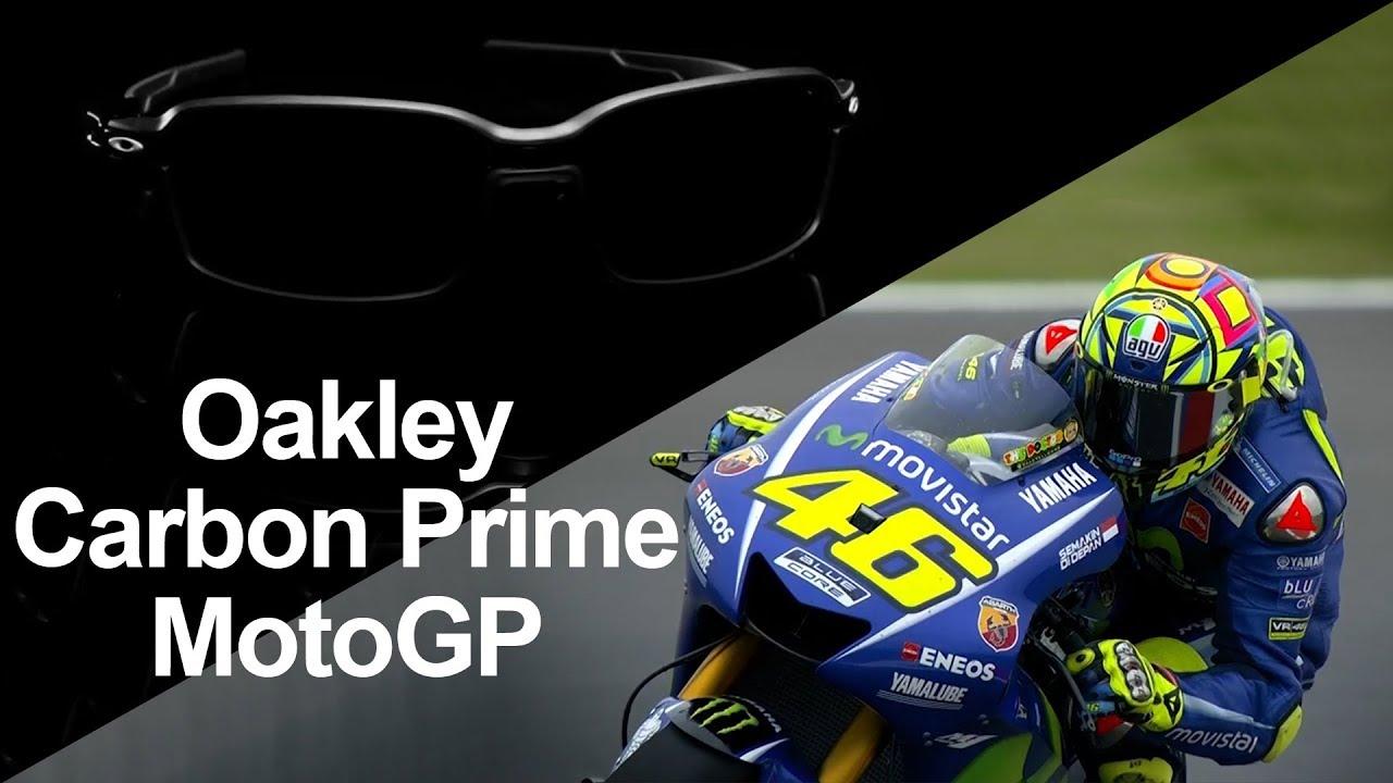 3b7b89ae4614 Oakley Carbon Prime Limited Edition MotoGP