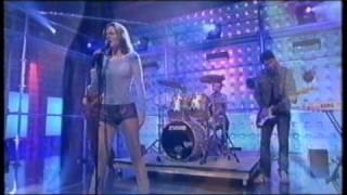 Jeanette Biedermann - Deep In My Heart - live