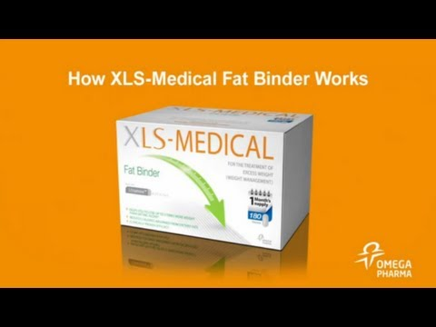 How fat binders work for weight loss - XLS Medical