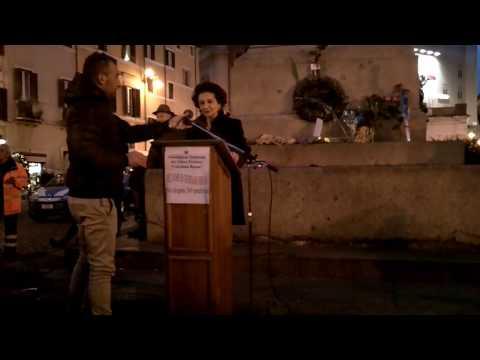 Giordano Bruno Campo dei Fiori 2017
