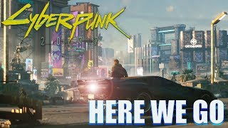 CYBERPUNK 2077 NEWS: Game Will Blow You Away|2019