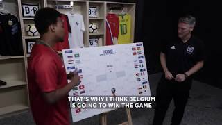 Bastian schweinsteiger's world cup bracket