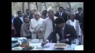 His Highness the Aga Khan and Prince Charles visit to Pakistan