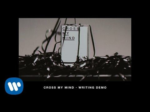 A R I Z O N A - Cross My Mind (Writing Demo) [Official Audio]
