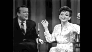 JUDY GARLAND JACK PAAR NOVEMBER 25, 1964