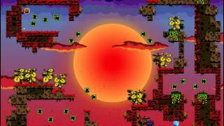 Fenix Rage world 1 WalkThrough (Red Forest)