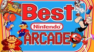 BEST NINTENDO Arcade Games